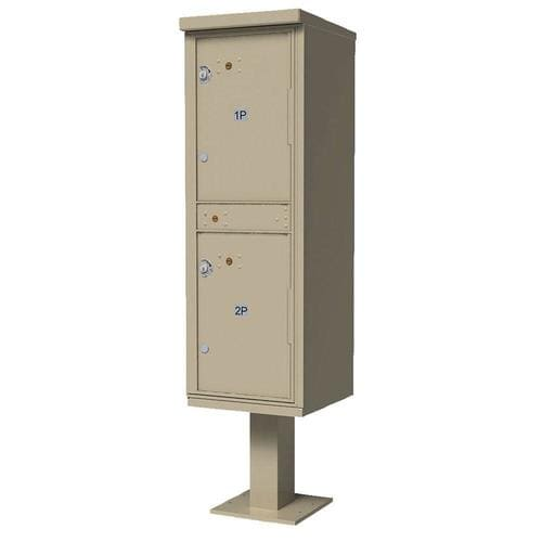 outdoor parcel locker